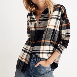 Madewell Flannel Bromley Shirt